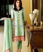 Sana Salman Eid Dresses 2014 For Girls 3