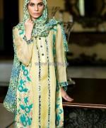 Sana Salman Eid Dresses 2014 For Girls 5