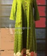 Sanober Azfar Summer Dresses 2014 For Girls 1