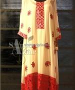 Sanober Azfar Summer Dresses 2014 For Girls 2