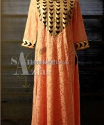 Sanober Azfar Summer Dresses 2014 For Girls 4