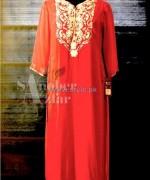 Sanober Azfar Summer Dresses 2014 For Girls 6