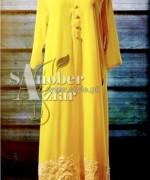 Sanober Azfar Summer Dresses 2014 For Women 8