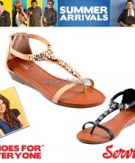 Servis Summer Foot Wears 2014 For Girls 4