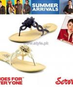 Servis Summer Foot Wears 2014 For Women 6