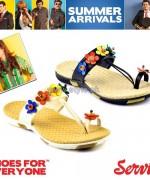 Servis Summer Foot Wears 2014 For Women 7