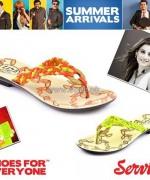 Servis Summer Foot Wears 2014 For Women 8