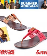 Servis Summer Foot Wears 2014 For Women 9