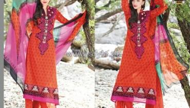 Shaista Cloth Lawn Prints 2014 For Summer 1