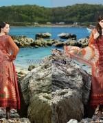 Shaista Cloth Lawn Prints 2014 For Summer 5