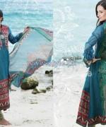Shaista Cloth Lawn Prints 2014 Volume 3 6
