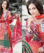 Shaista Cloth Lawn Prints 2014 Volume 3 7