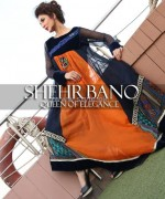 Shehrbano Party Wear Dresses 2014 For Girls 1