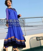 Shehrbano Party Wear Dresses 2014 For Summer 5