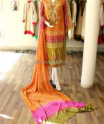 Shirin Hassan Casual and Party Dresses 2014 For Summer 11
