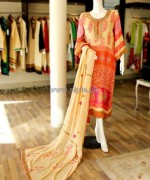 Shirin Hassan Casual and Party Dresses 2014 For Summer 9