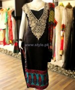 Shirin Hassan Casual and Party Dresses 2014 For Women 1