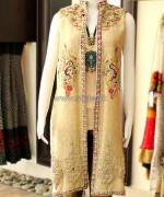 Shirin Hassan Casual and Party Dresses 2014 For Women 2