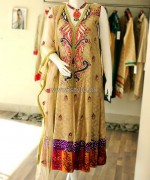 Shirin Hassan Casual and Party Dresses 2014 For Women 5