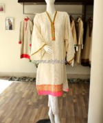 Shirin Hassan Casual and Party Dresses 2014 For Women 6