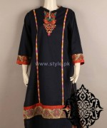 Stitched Stories Summer Dresses 2014 For Girls 2