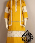 Stitched Stories Summer Dresses 2014 For Girls 3