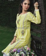 Suffuse by Sana Yasir Summer Dresses 2014 For Girls 1