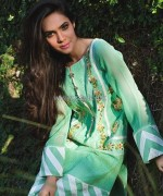 Suffuse by Sana Yasir Summer Dresses 2014 For Girls 2