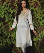 Suffuse by Sana Yasir Summer Dresses 2014 For Girls 4