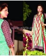 Tawakkal Fabrics Lawn Prints 2014 For Summer 1
