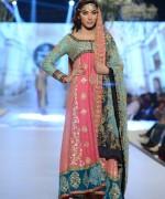 Teena Durrani Collection At Pantene Bridal Couture Week 2014 0011