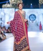 Teena Durrani Collection At Pantene Bridal Couture Week 2014 0015