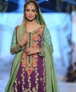 Teena Durrani Collection At Pantene Bridal Couture Week 2014 005