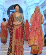 Teena Durrani Collection At Pantene Bridal Couture Week 2014 009