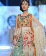 Teena Durrani Collection At Pantene Bridal Couture Week 2014