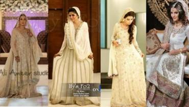 Trends Of Nikah Dresses 2014 For Women 0011