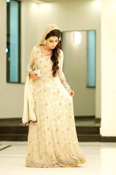 Trends Of Nikah Dresses 2014 For Women 0012