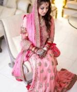 Trends Of Nikah Dresses 2014 For Women 004