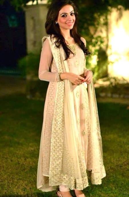 Trends Of Nikah Dresses 2014 For Women 005