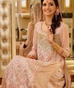 Trends Of Nikah Dresses 2014 For Women 009