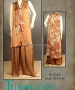 Turquoise Summer Dresses 2014 For Girls 1
