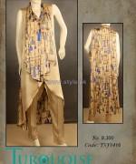 Turquoise Summer Dresses 2014 For Girls 2