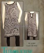 Turquoise Summer Dresses 2014 For Girls 5