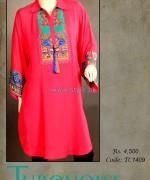 Turquoise Summer Dresses 2014 For Women 7