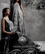 Vasim Asghar Shab-e-Mehtab Collection 2014 For Women 10