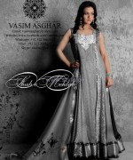 Vasim Asghar Shab-e-Mehtab Collection 2014 For Women 6