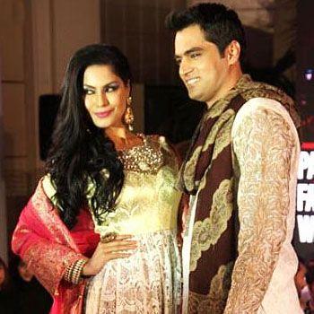 Veena Husband Asad Basheer Has Stepped In Showbiz pic 01