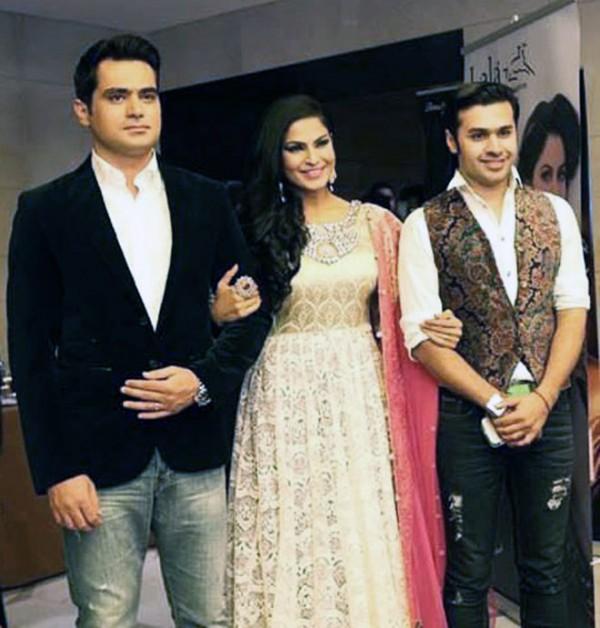 Veena Husband Asad Basheer Has Stepped In Showbiz pic 04
