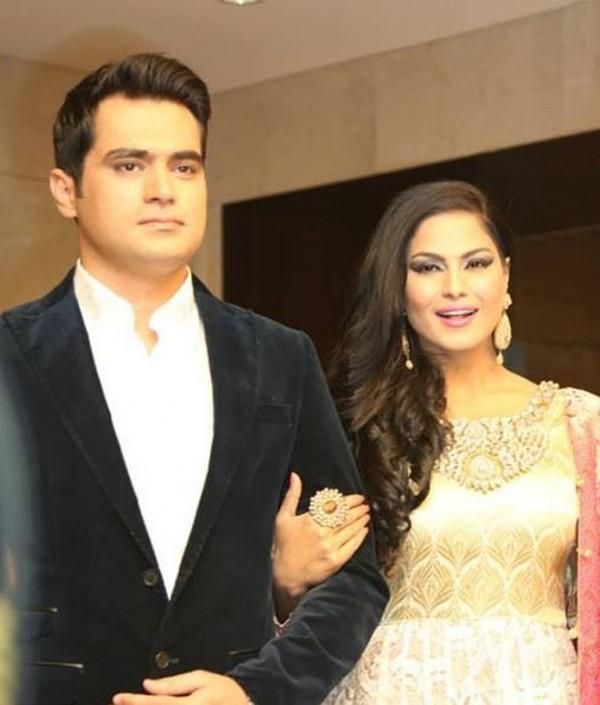 Veena Husband Asad Basheer Has Stepped In Showbiz pic 05