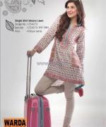 Warda Designer Lawn Dresses 2014 Volume 2 10